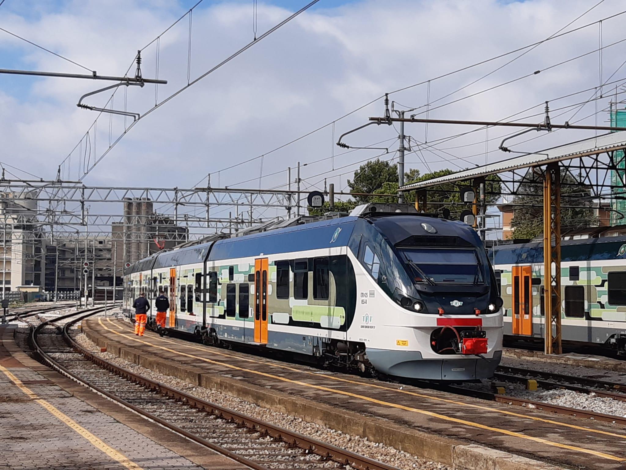Ferrovie,  messa in sicurezza Sinalunga-Arezzo-Stia: contributo straordinario di 950mila euro