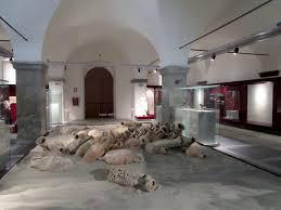 Il Museo della città nello spazio ristrutturato dei Bottini dell'Olio a Livorno