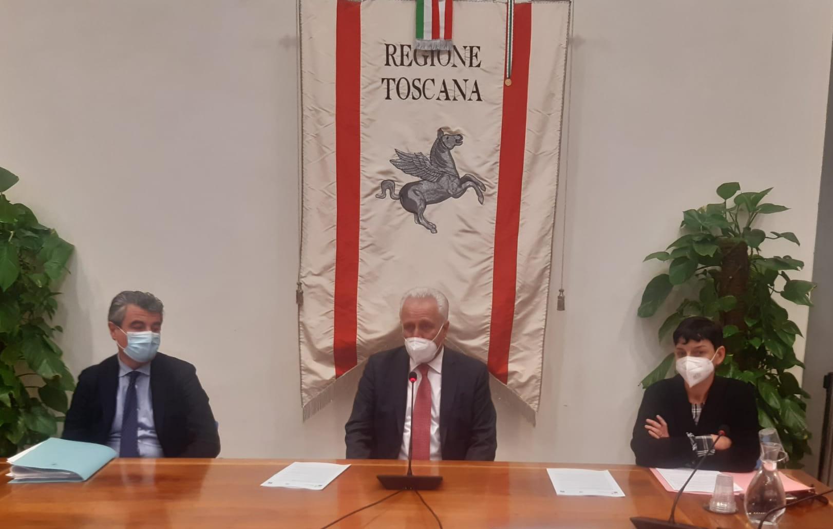 Rigenerazione urbana, Toscana presenta progetti per ottenere 45 milioni di finanziamenti