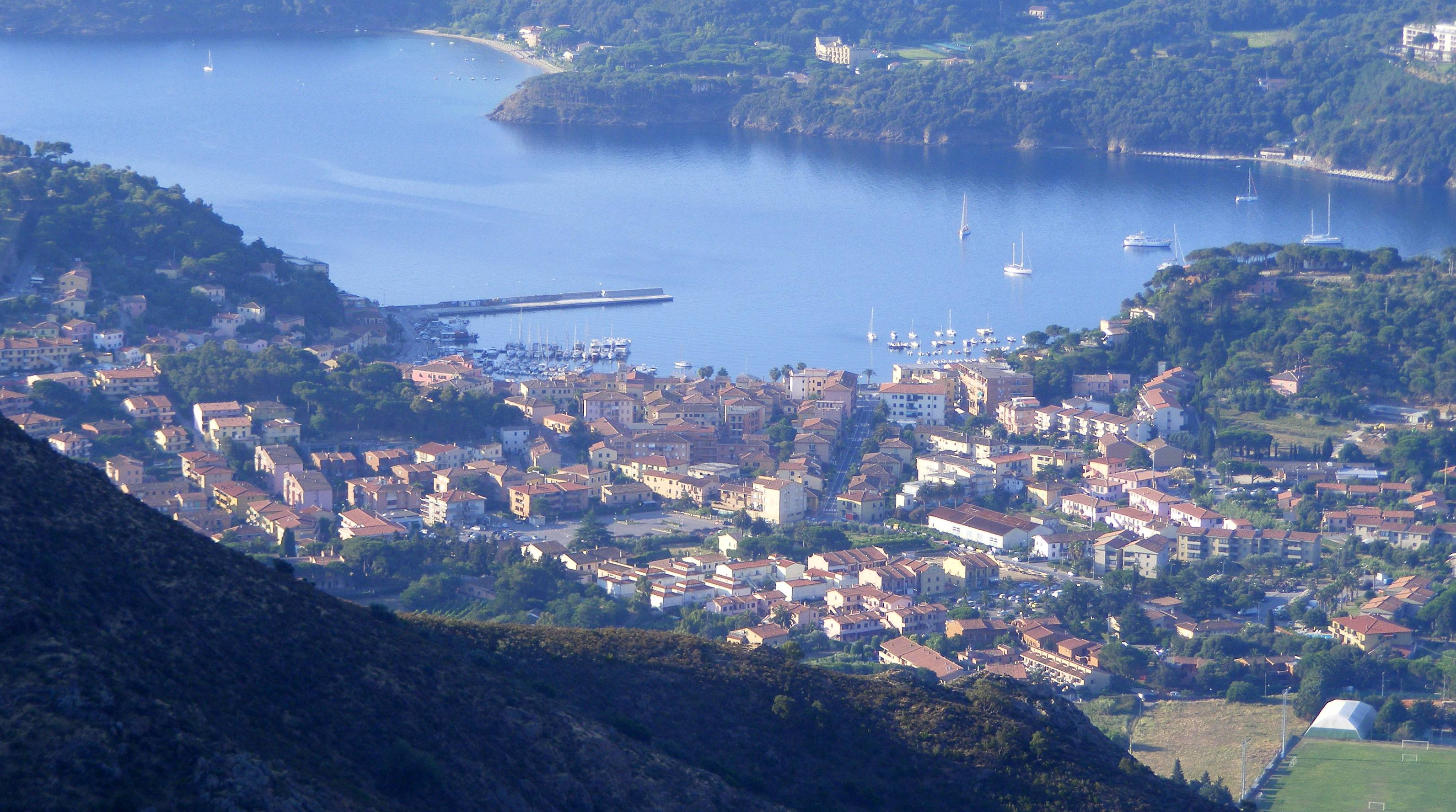 Pianificazione portuale a Porto Azzurro, approvato li schema dell'Accordo Regione-Comune