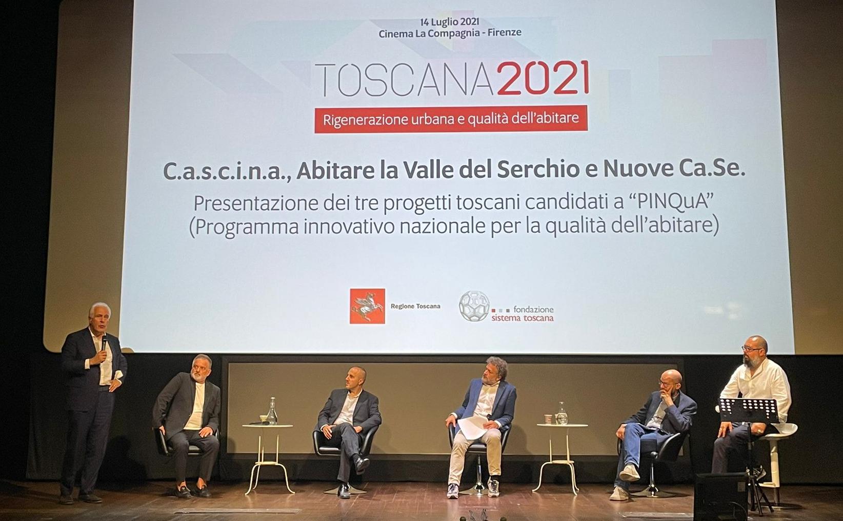 Rigenerazione urbana, dalla Toscana 3 progetti candidati al bando nazionale