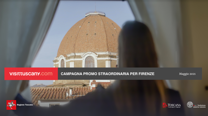 Parte da Firenze la prima campagna delle città d'arte per rilanciare il turismo internazionale
