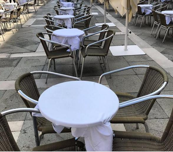 Indennizzi a ristoranti e bar, bando subito dopo Epifania: 15 giorni per presentare domanda