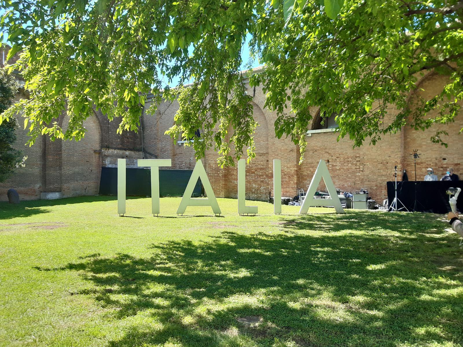 """Le  """"Comunità resilienti""""  della Regione Toscana  alla Biennale di Venezia"""