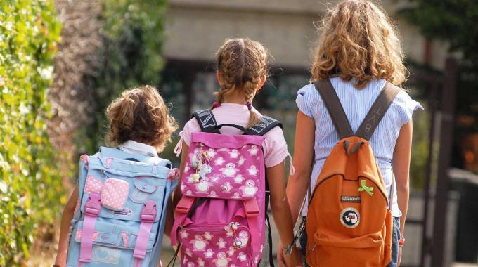 Diritto allo studio, già erogate ai Comuni le risorse del 'Pacchetto scuola'