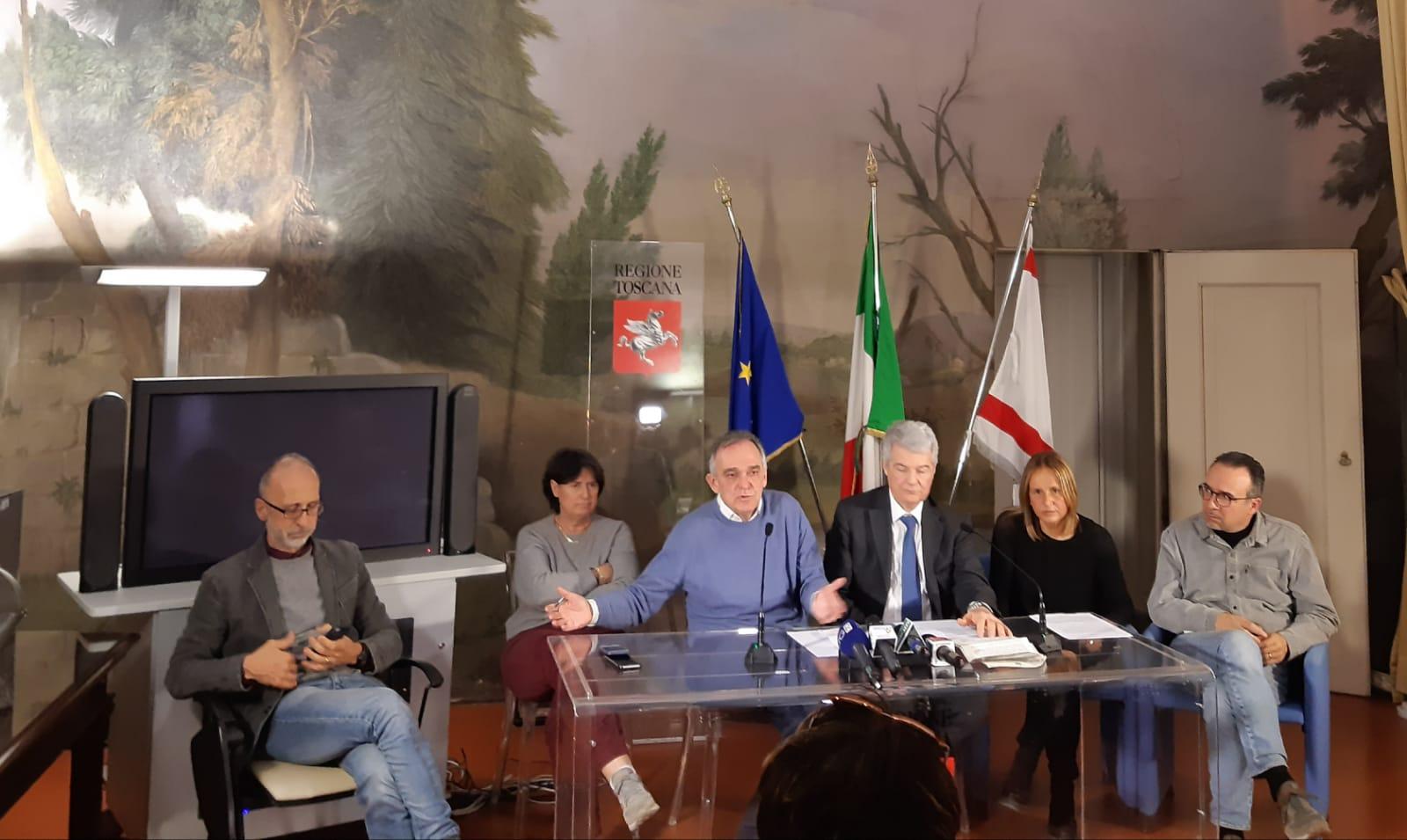 Covid-19, Enrico Rossi: