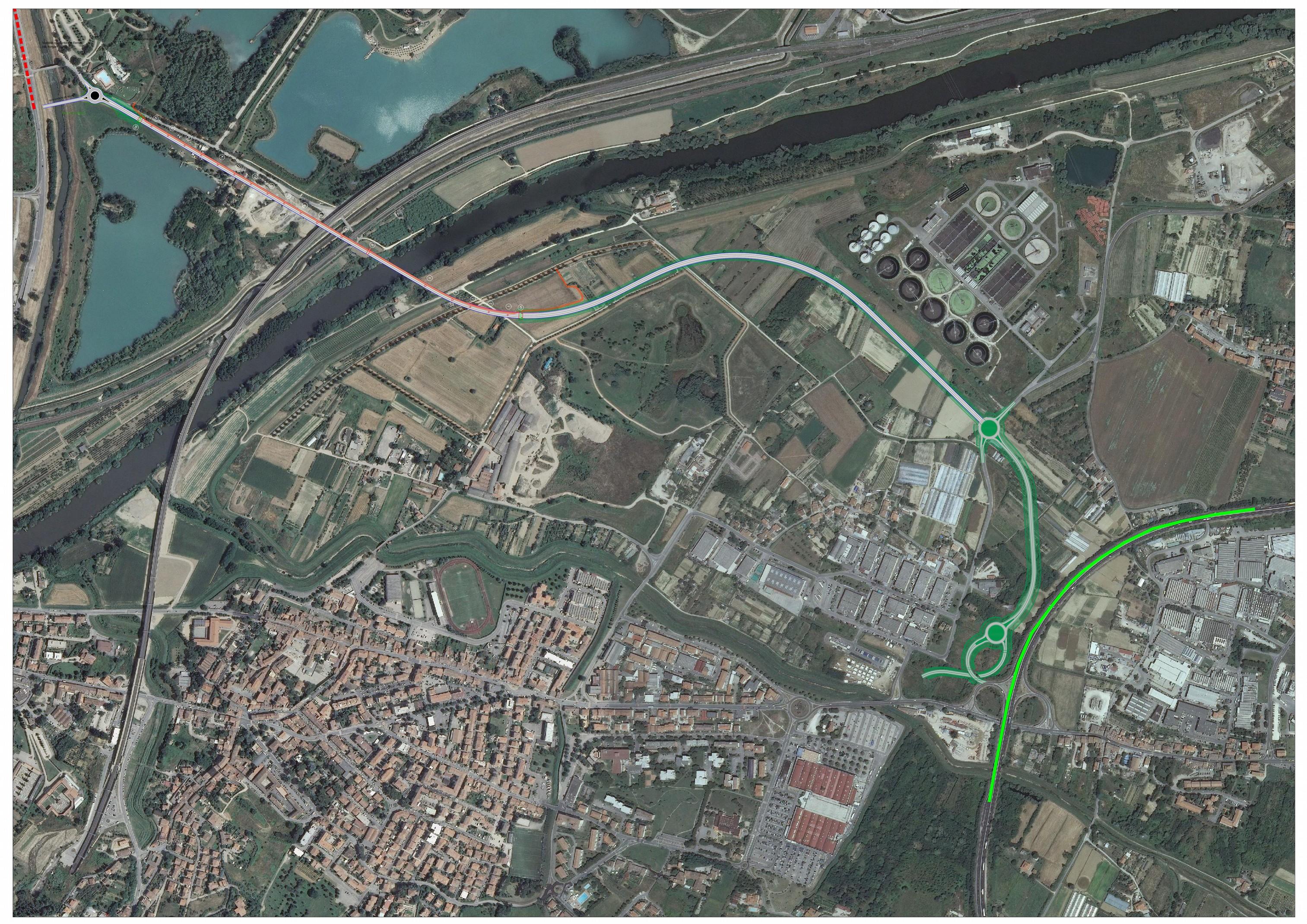 """Nuovo ponte sull'Arno. Giani:""""Lo inseriremo nel recovery fund"""""""