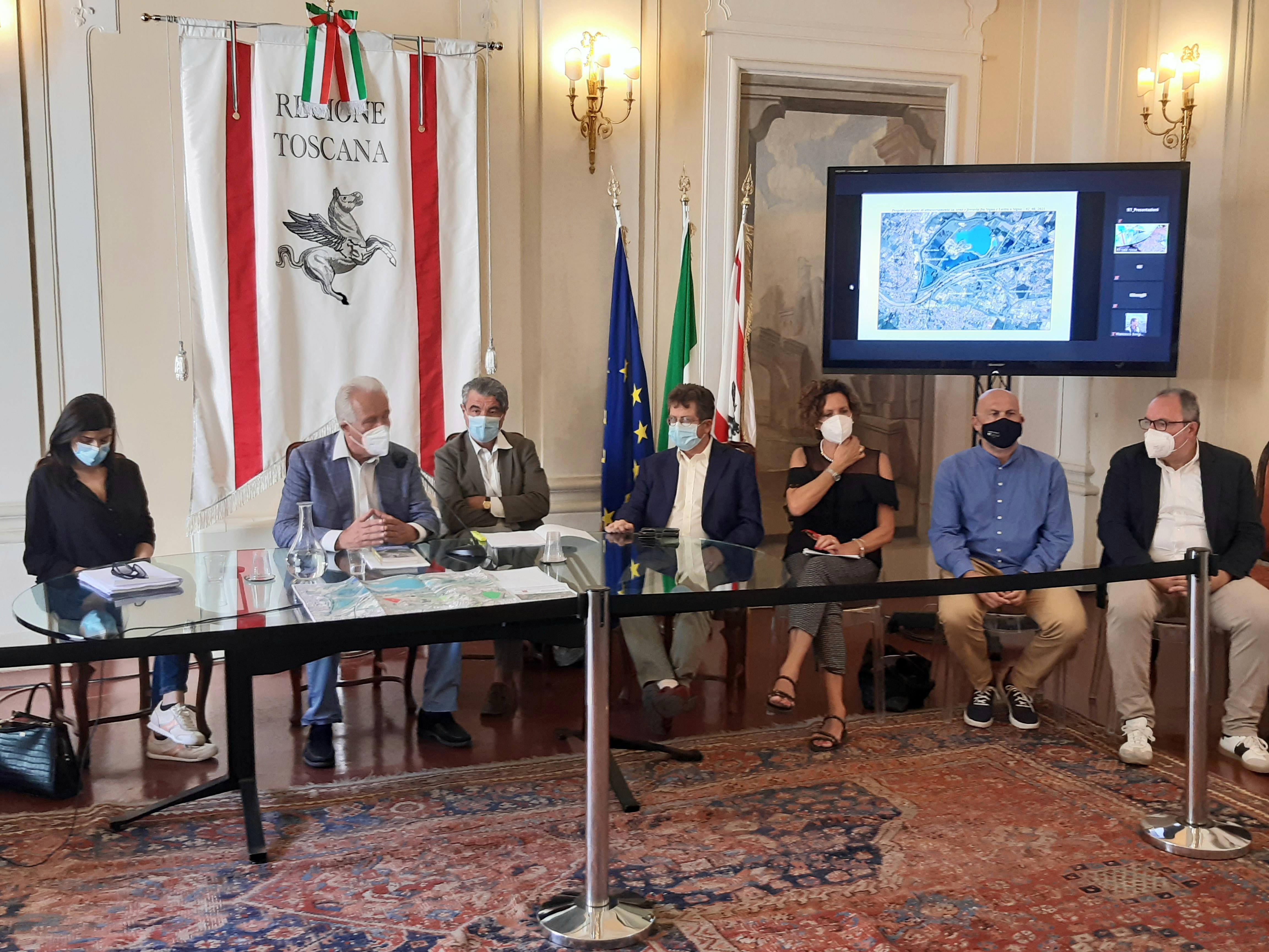 Nuovo ponte sull'Arno tra Signa e Lastra, come cambia la viabilità nella Piana