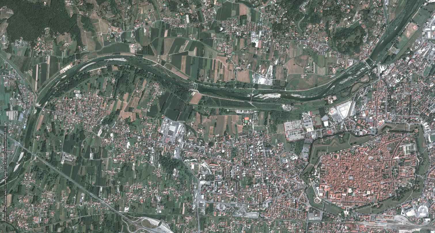 Urbanistica, pubblicate sul portale della Regione nuove mappe per conoscere il territorio