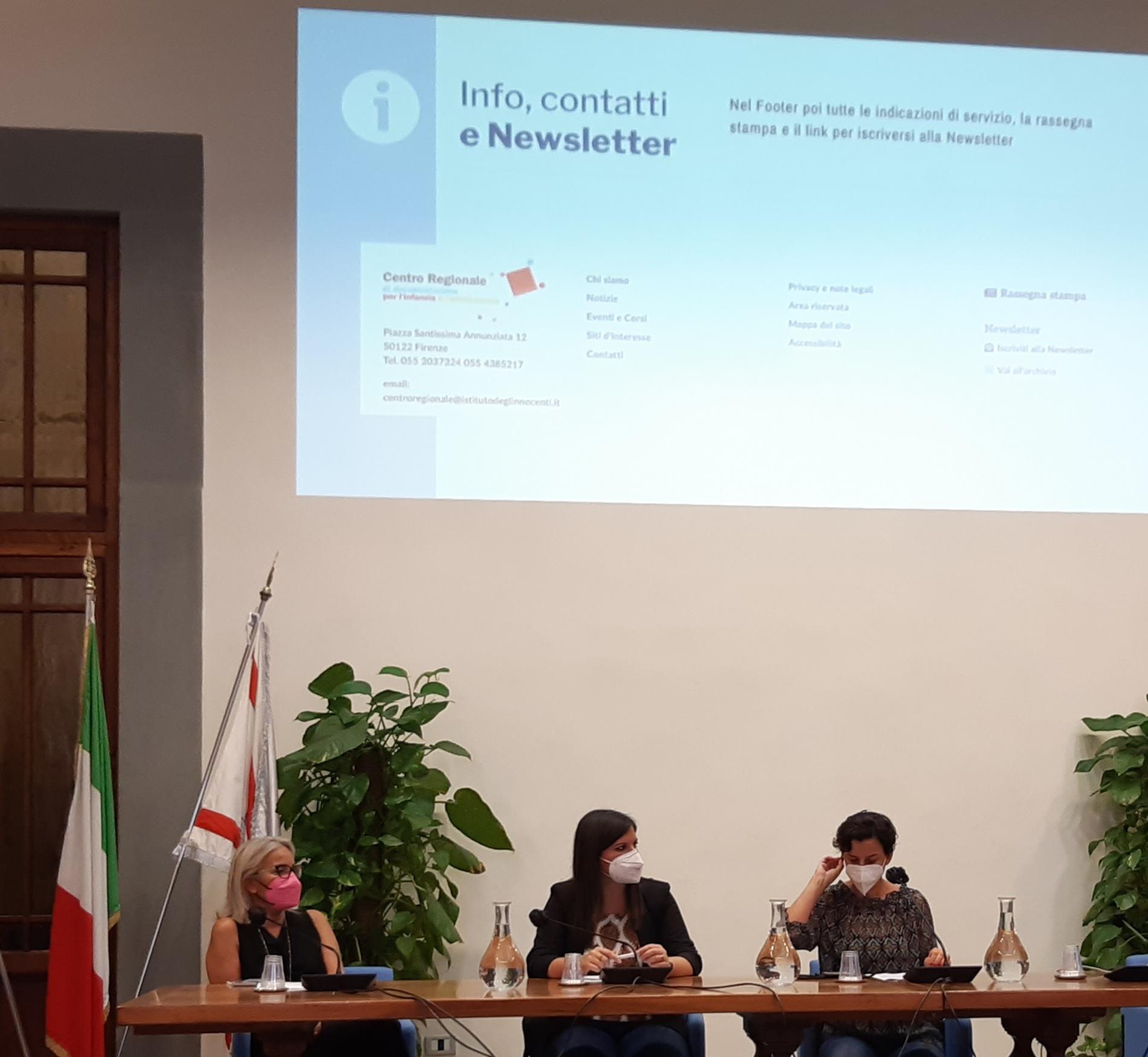 Diritti infanzia e adolescenza, nuovo sito al servizio di famiglie e servizi territoriali