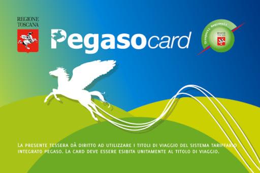 Carta Pegaso, anche nel 2021 rinnovo gratuito per i pendolari toscani