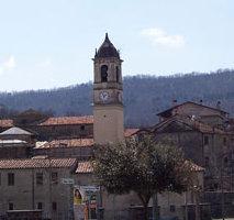 Nella foto un'immagine di Villafranca in Lunigiana