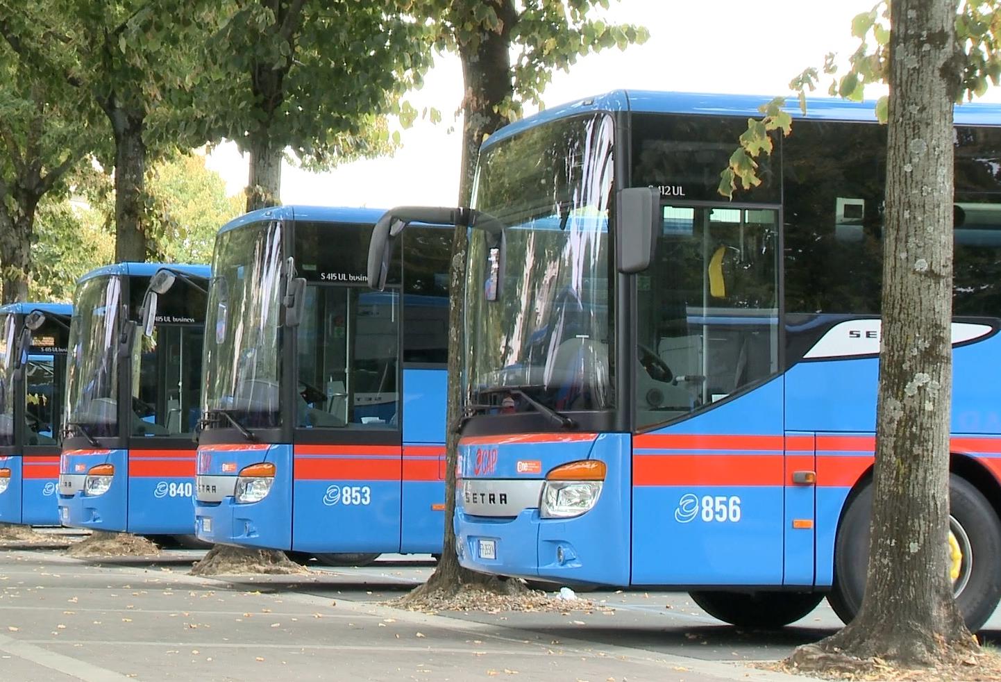 Trasporti, dal 21 giugno capienza all'80 per cento