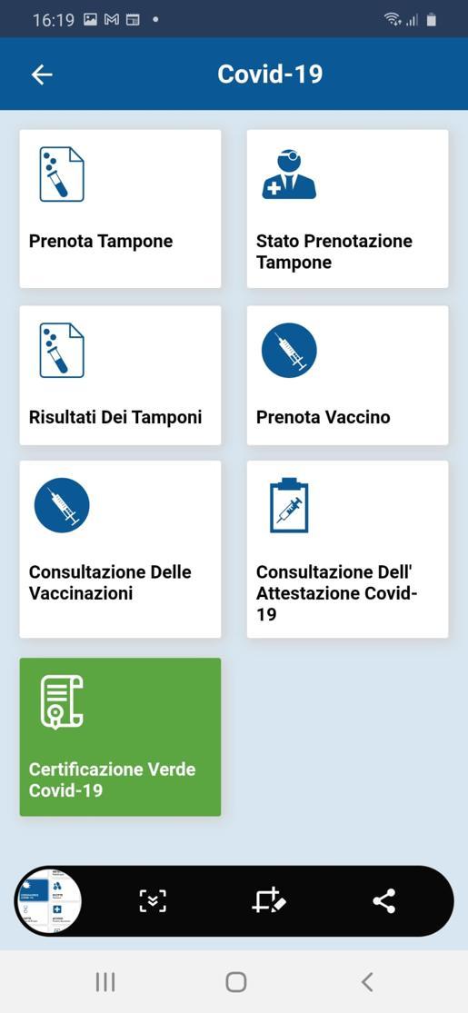 """Sanità digitale, sulla app """"Toscana salute"""" disponibile ora anche il green pass"""