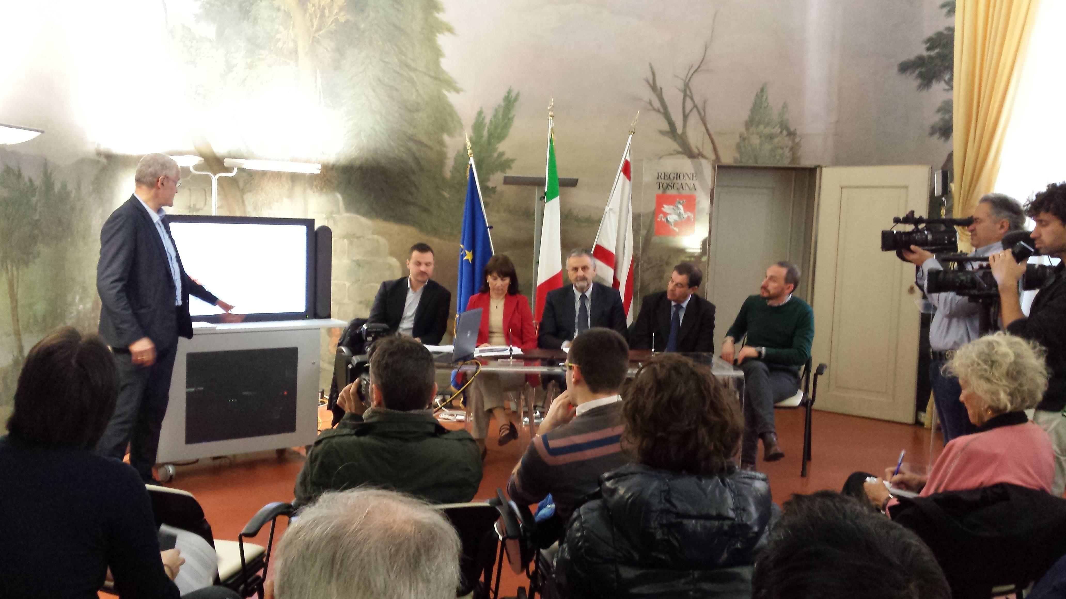 Tramvia Di Firenze Ceccarelli Fattibile Prolungamento
