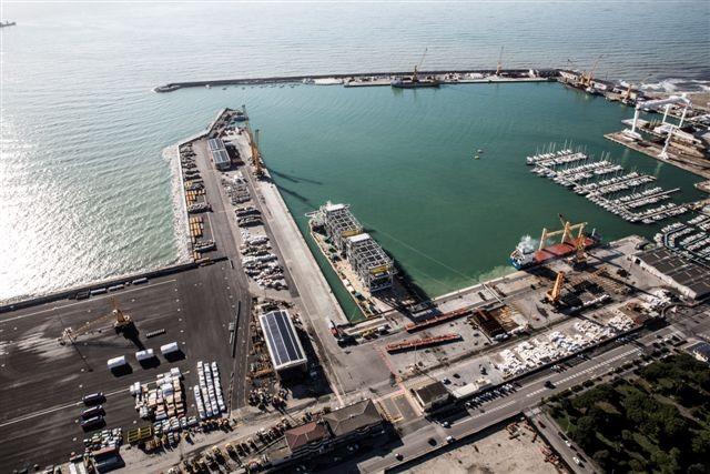 Marina di Carrara: finanziati gli interventi sul waterfront