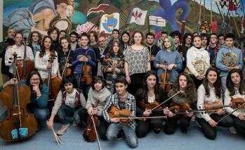 L'Orchestra scolastica regionale della Toscana