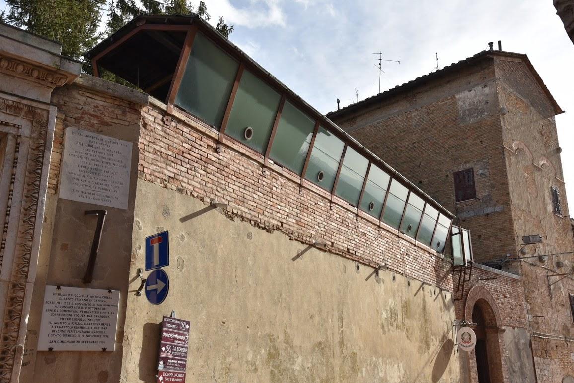 Il complesso San Domenico di San Gimignano