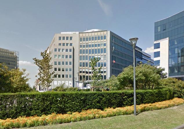 La sede della Regione a Bruxelles
