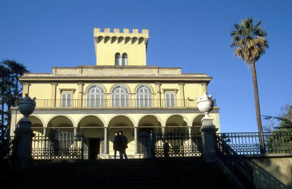Villa Fabbricotti a Firenze