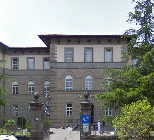 L'Ospedale Civico di Castel del Piano (Gr)