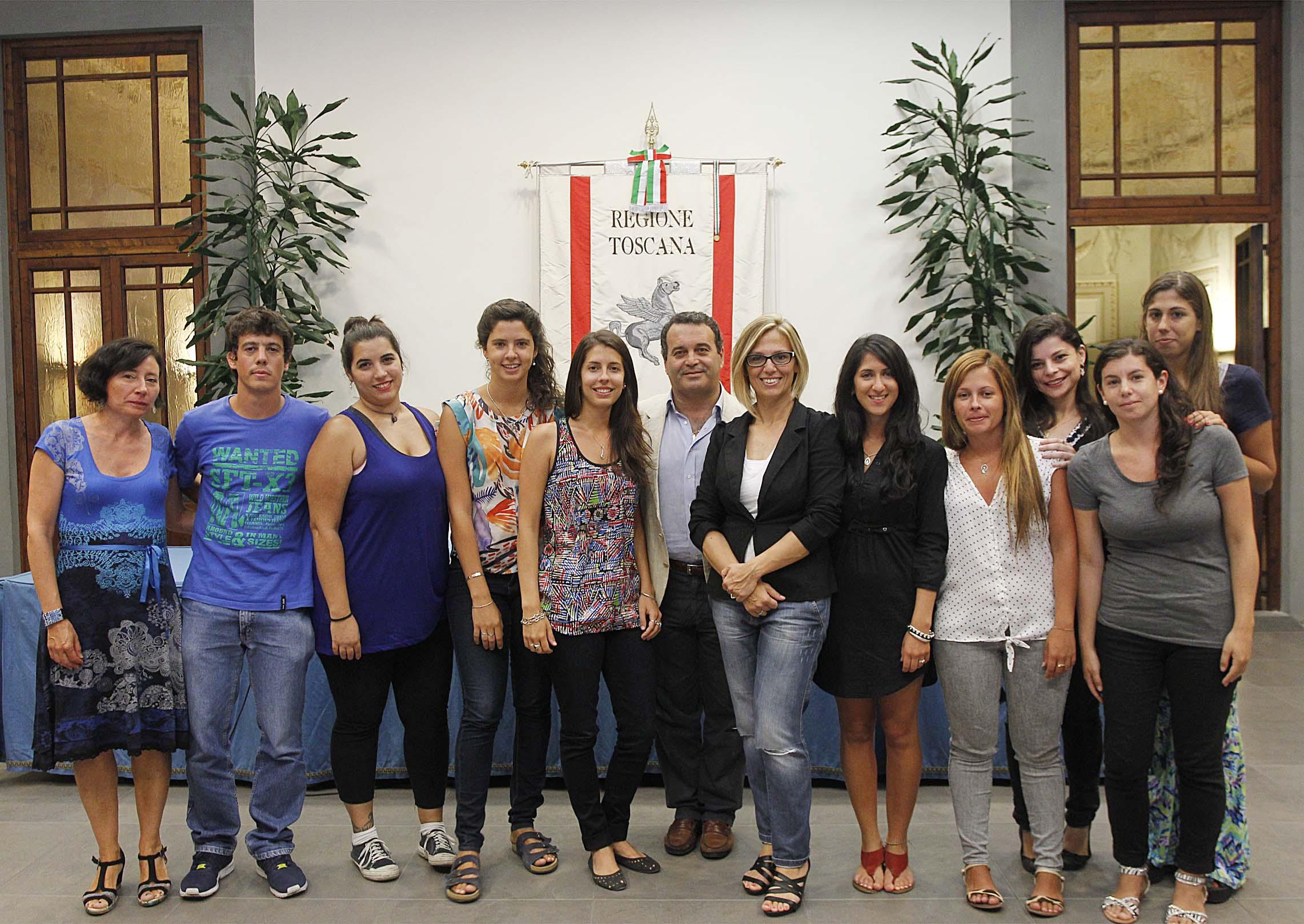 Giovani toscani nel mondo a Palazzo Strozzi Sacrati