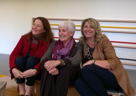 Cristina Giachi, Alessandra Maggi, Cristina Grieco