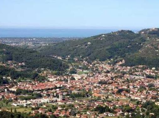 Veduta di Camaiore