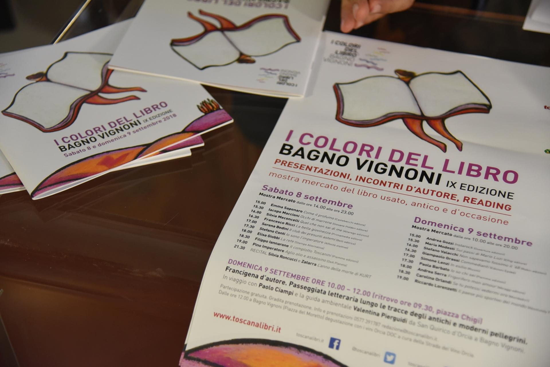 I Colori Del Libro Bagno Vignoni : Bagno vignoni le terme del puro relax