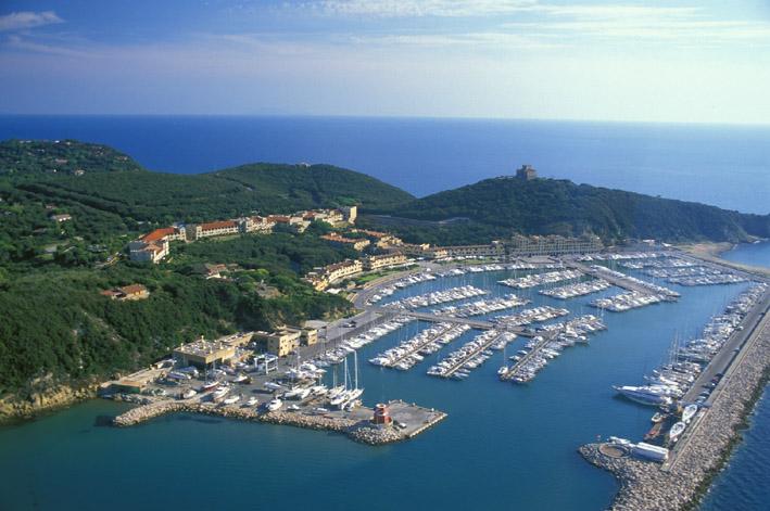Punta Ala Italy  city photo : Porto di Punta Ala, avviato l'iter verso la riqualificazione e l ...