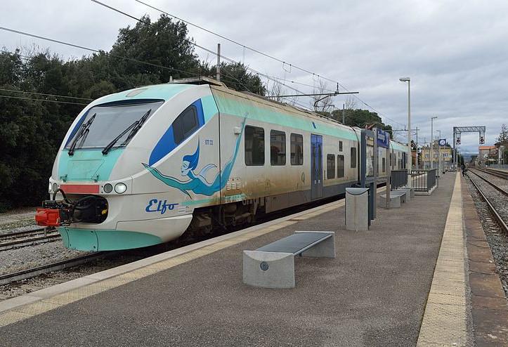 Il treno Elfo di Lfi